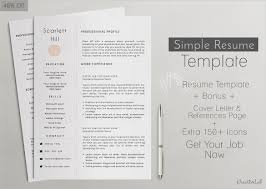 Professional Resume Template Free Magnificent 60 Word Professional Resume Template Free Download Free