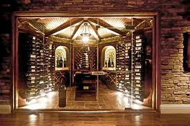 home wine room lighting effect. And Installs These Unique Wine Cellars Walk-In Cold Room Systems In Liquor Stores Hotels. Where Specified Automated Sliding Doors Are Available. Home Lighting Effect N