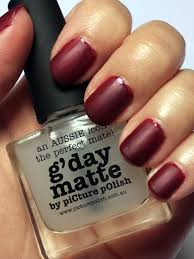 nails picture polish g day matte incminor