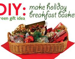 Coffee of the month club. Diy Gift Idea Holiday Breakfast Basket
