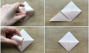 we use this step by step origami bookmark tutorial in many of our corner bookmark designs find this pin and more on aim red ted art