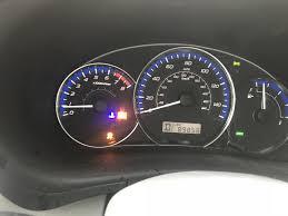 2015 Subaru Crosstrek Abs Light Subaru Forester Questions Check Engine Light Is On Cruise