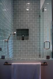 Glass Accent Tile Shower Designs | back to article original size image via  designernotes modwalls com