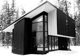 Small Picture Prefab Modern Cabin Home Design Ideas