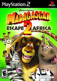 Small Picture Madagascar 2 Escape 2 Africa Playstation 2 Game Collection
