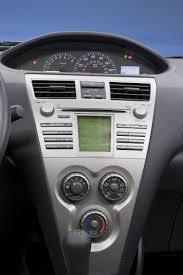 2010 Toyota Yaris Sedan Center Stack - Picture / Pic / Image