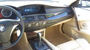 2005 BMW 5 Series, White - STOCK# B2333A - Interior - YouTube