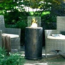 red ember fire pit column gas table reviews outdoor propane fire pit column gas centinela outdoor 19 liquid propane