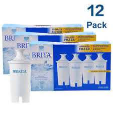 brita water filter replacement. Image Is Loading 12-Pack-Brita-Water-Filter-Replacement-for-Pitchers- Brita Water Filter Replacement