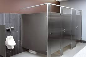 Bathroom Partition Hardware Magnificent Bathroom Dividers ScribbleKidsorg