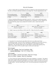 Mlaapa Worksheet