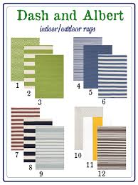 dash and albert indoor outdoor rugs are a rug for all seasons made of superheroic polypropylene these area rugs are terrific for high traffic areas and