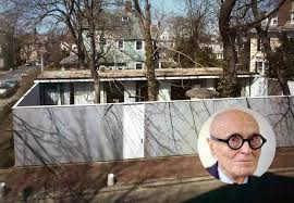 From the Ground Up: Philip Johnson | Features | Archinect