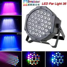 Dj Led Par Light Hot Item 36 Led Par Lights Stage Lighting Effect Rgb Dmx512 Dj Disco Bar Party Light