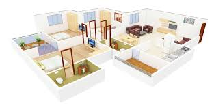 3d floor plans india