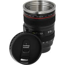 FotodioX LenZcup Replica Canon 24-105mm f/4L IS USM Lens Thermo Cup (
