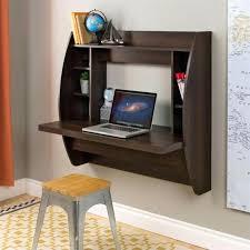 computer desk with shelf floating computer desk with storage in espresso computer desk with printer shelf