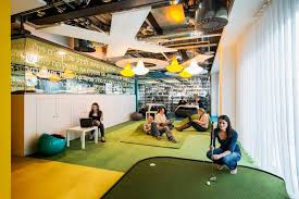 google offices milan. Employees Can Enjoy Mini Golf As Well\u2026 Google Offices Milan