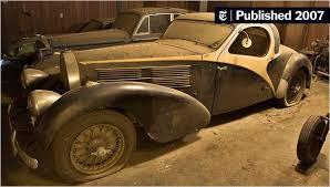 Ettore bugatti morì nel 1947 e il suo gioiello, passato sotto il controllo della hispano suiza, chiuse definitivamente nel 1963. Qltdve Jzozhxm
