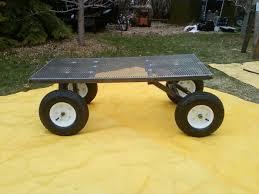 diy utility cart, how to build a utility cart