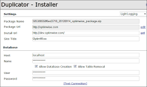 Copy & Migrate WordPress Sites with Duplicator Plugin | OptimWise