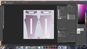 Teespring Design Software Teespring Design Template Tutorial Leggings