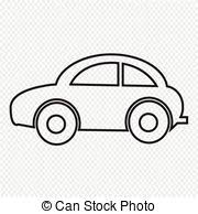 car clipart black and white. Beautiful White Car Icon In Clipart Black And White P