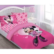 Disney Minnie Mouse Full Size Piece Bedding