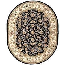 oval area rugs 9 x 12 menards 8x10