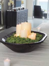 Dough Bowl Decorating Ideas Spring Greens Candles Decorating With Dough Bowls [Casa 23