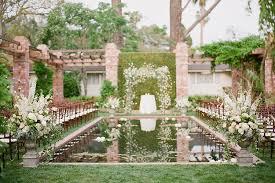 garden wedding venues california