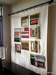 How to make a design board / design wall by Lindsay Sews ... & The Quilting Edge: Floppy Design Wall....Hang batting from curtain rod Adamdwight.com