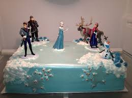 Easy Frozen Themed Cakes That Anyone Can Make Amazing Kids Parties