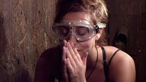In pictures: Snakes get up in Ferne 'Britney' McCann's face | I'm A  Celebrity Get Me Out Of Here