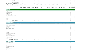 expense spreadsheet for business 7 expense budget template business income and simple