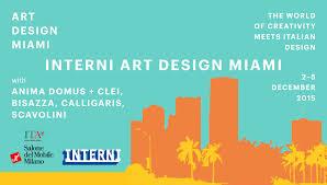 interni art design miami  interni magazine