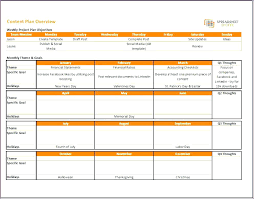 Schedule Template Excel Layout Bill Payment Calendar Templates ...