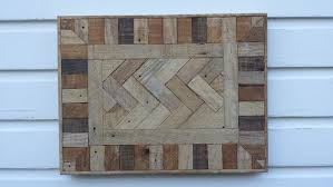 reclaimed lath wall. custom made reclaimed lath wall hanging, art, with over 100 year old l