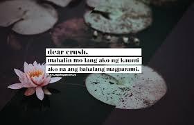 Crush Quotes Tagalog Tagalog Quotes Ca