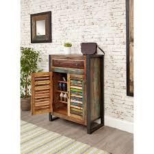 strathmore solid walnut furniture shoe cupboard cabinet. Strathmore Solid Walnut Furniture Shoe Cupboard Cabinet. Rack Large Storage Cabinet I