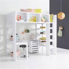 white ikea furniture. IKEA Desk With Storage Drawer White - Ikea Loft Bed Furniture