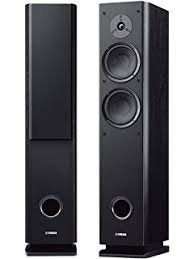jbl tower speakers. yamaha speaker system ns-f160 (black) jbl tower speakers