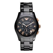 emporio armani ceramic chronograph men s watch 0002450 emporio armani ceramic chronograph men s watch
