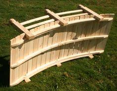 Small Picture How to Build a Arched Garden Bridges pondFilter build