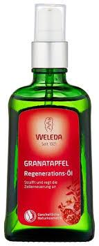 Купить <b>Масло для</b> тела Weleda Гранатовое <b>восстанавливающее</b> ...