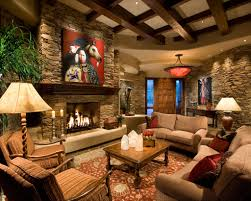 Nice Decor In Living Room Nice Decoration Western Living Room First Class Western Living