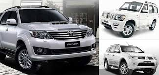Top Suvs In Lakhs Ndtv Carandbike