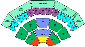 Marcus Amphitheater Seating Chart With Rows And Seat Numbers Summerfest Marcus Amphitheater Seating Related Keywords