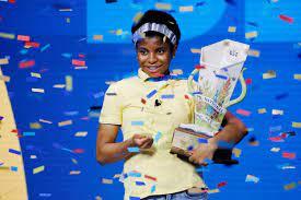 Zaila Avant-garde, 14, wins Scripps ...