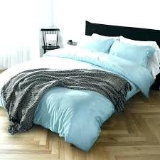 light blue bedding and curtains blue bedding sets light blue bedding pure cotton solid color bedding